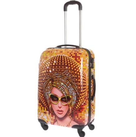 Чемодан средний Best Bags арт.Б-13010661 Fashion Lady