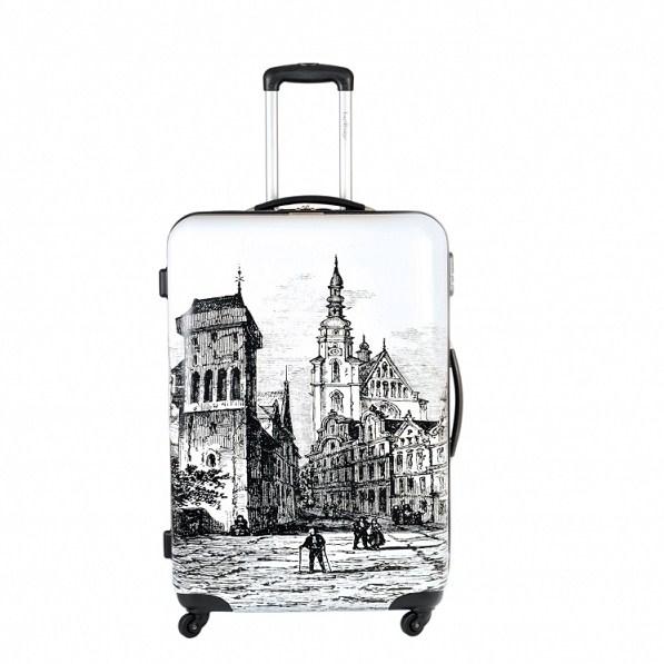 Чемодан большой Best Bags арт.Б-13249971 Old City