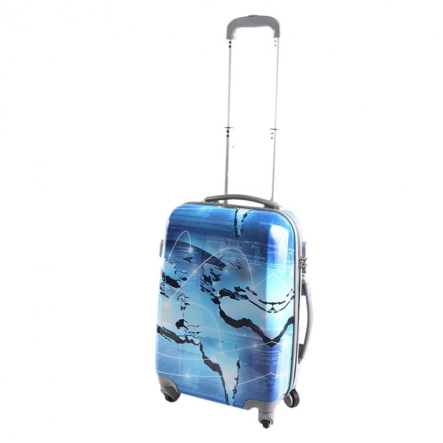 Чемодан малый Best Bags арт.Б-13330450 IL Mondo