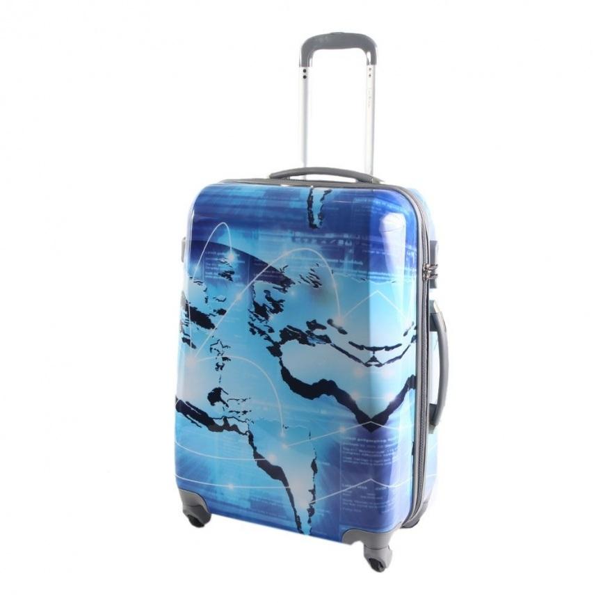 Чемодан средний Best Bags арт.Б-13330460 IL Mondo