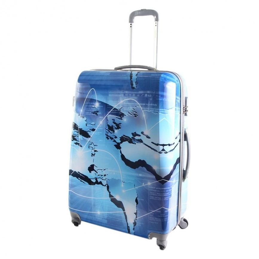 Чемодан большой Best Bags арт.Б-13330470 IL Mondo
