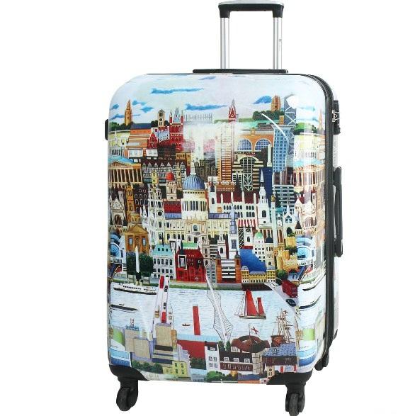 Чемодан большой Best Bags арт.Б-13859977 London