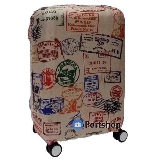 Чехол для чемодана большой Best Bags арт.1660670-L-TRAVEL