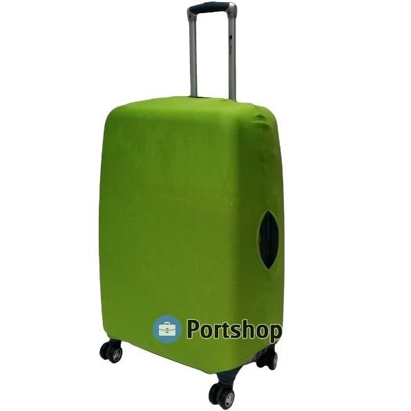 Чехол для чемодана средний Best Bags арт.1885860-M-LIME
