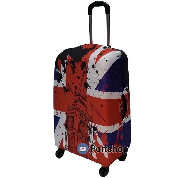 Чехол для чемодана средний Best Bags арт.1899960-M-UK
