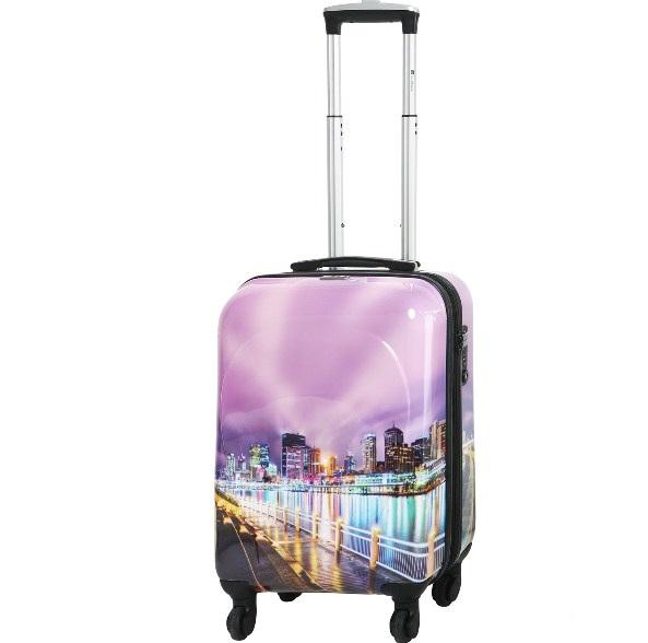 Чемодан малый Best Bags арт.Б-19568254 Shanghai