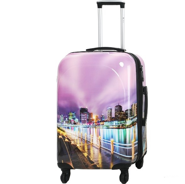 Чемодан средний Best Bags арт.Б-19568267 Shanghai
