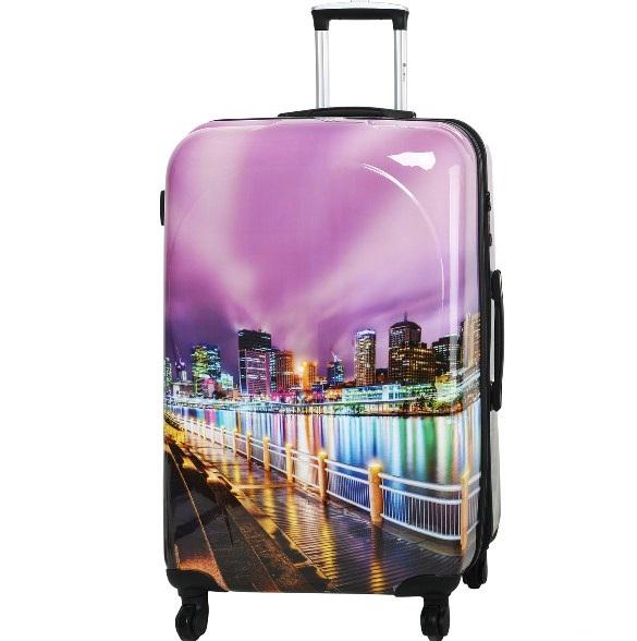 Чемодан большой Best Bags арт.Б-19568277 Shanghai