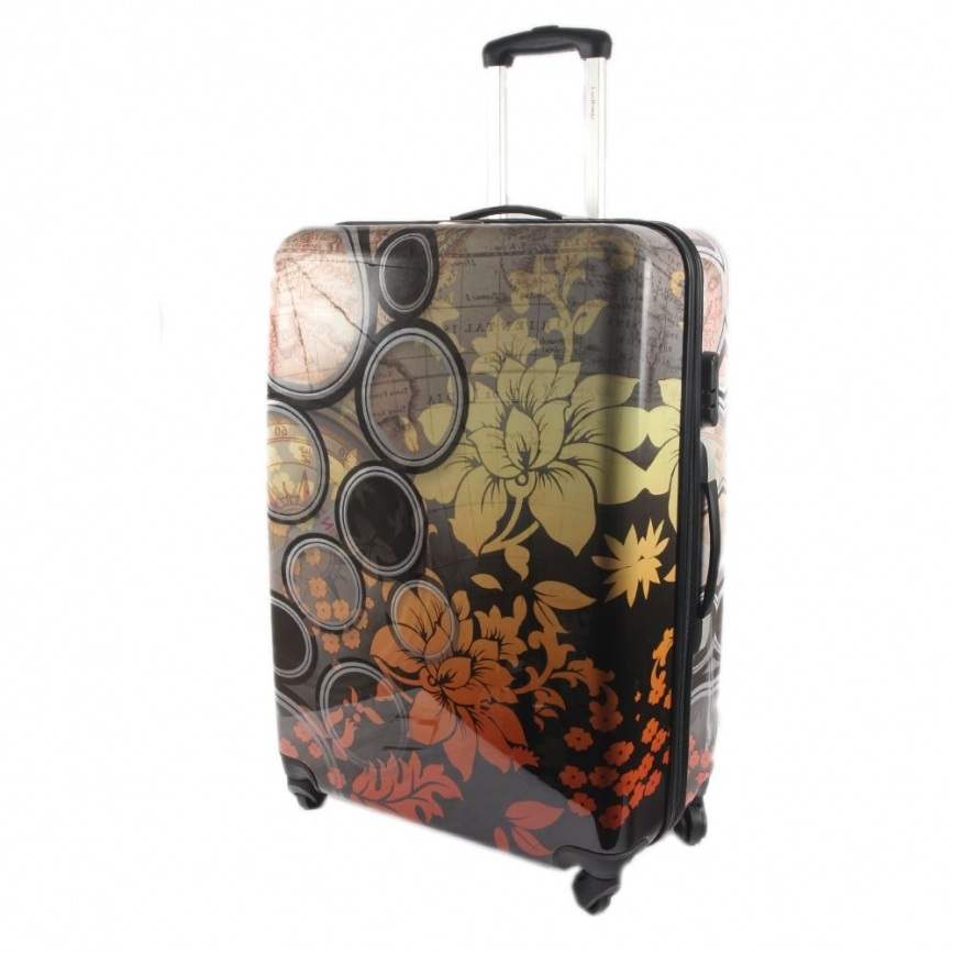 Чемодан большой Best Bags арт.Б-22520170 Vision