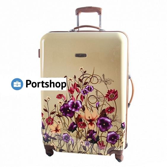 Чемодан большой Best Bags арт.Б-33958875 Giardino