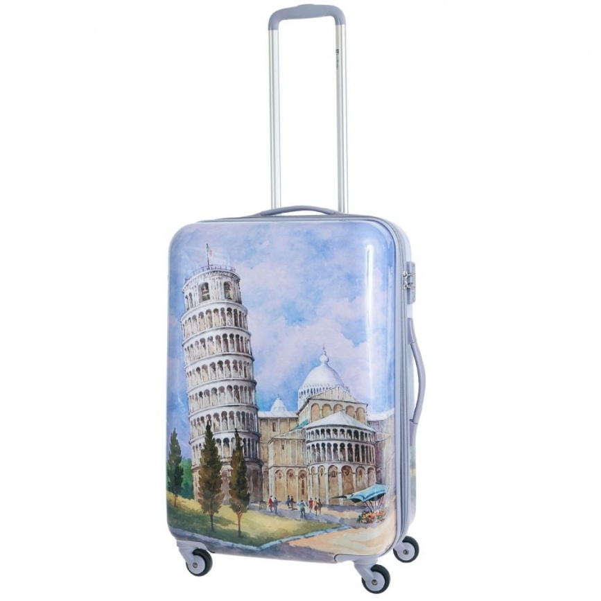 Чемодан средний Best Bags арт.Б-97169968 Pisa
