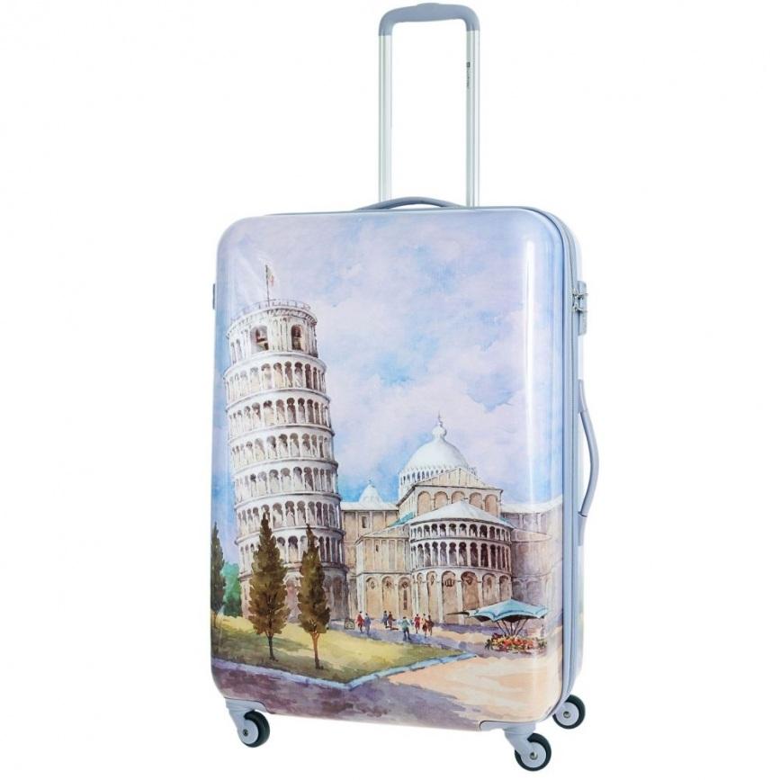 Чемодан большой Best Bags арт.Б-97169977 Pisa