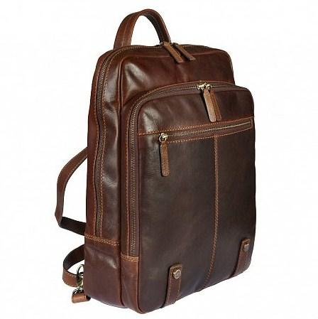 01a90444a2bb Рюкзак Gianni Conti арт.1222335 dark brown