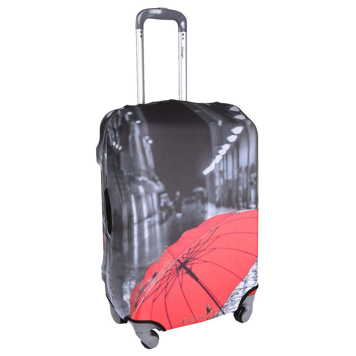 Чехол для чемодана средний Gianni Conti арт.9001 M