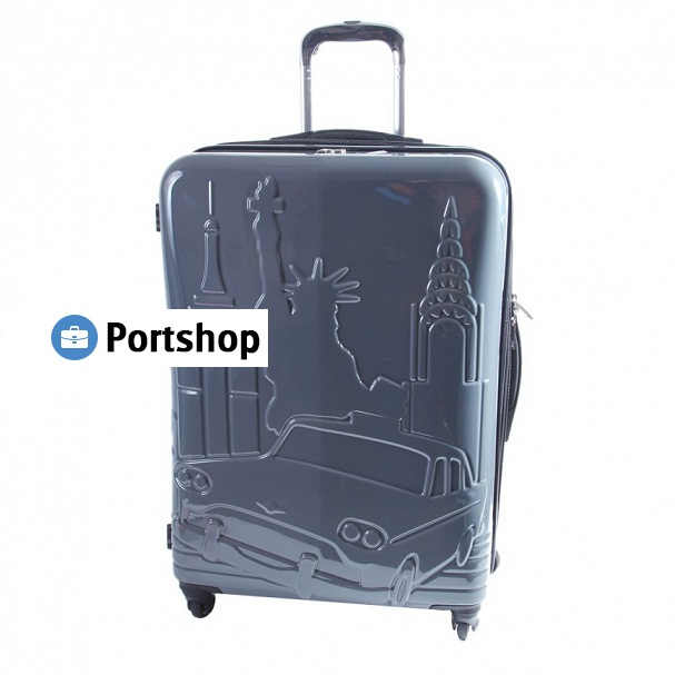 Чемодан средний IT Luggage арт.IT-09890261 St.Louis
