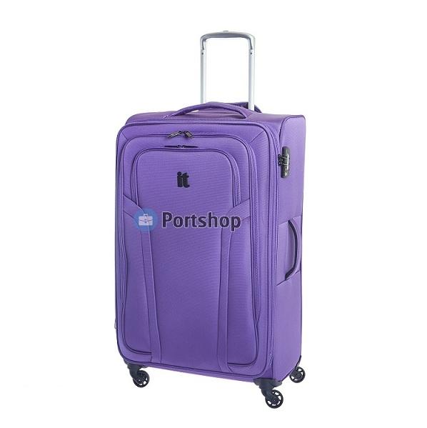 Чемодан большой IT Luggage арт.IT-120942E04-L Megalite purple