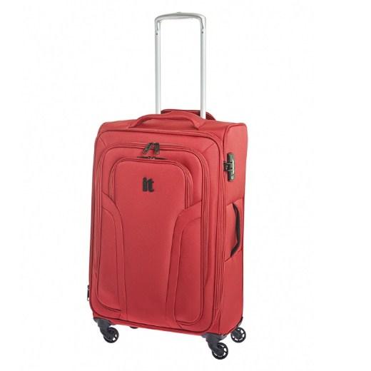 Чемодан средний IT Luggage арт.IT-120942E04-M Megalite red