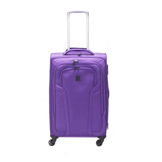 Чемодан малый IT Luggage арт.IT-120942E04-S Megalite purple