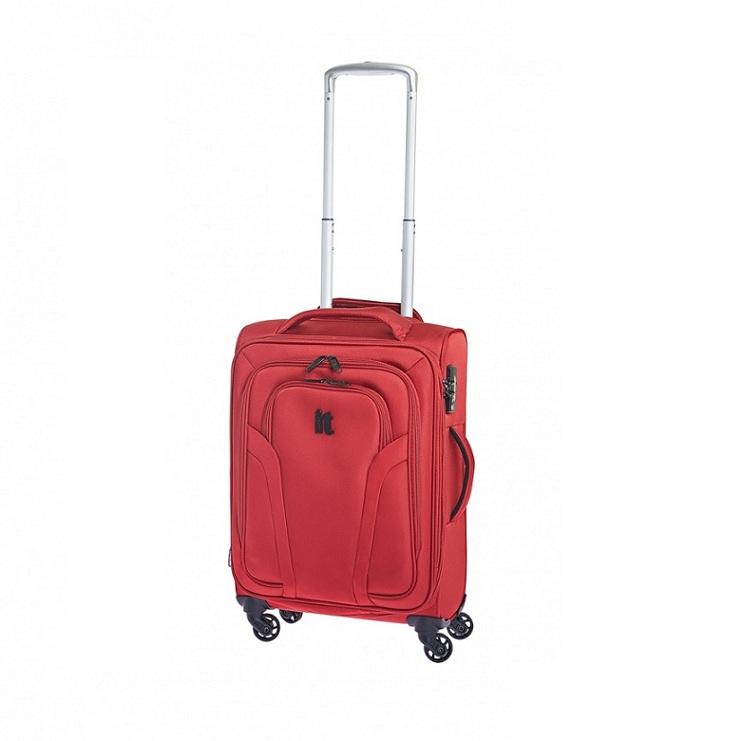 Чемодан малый IT Luggage арт.IT-120942E04-S Megalite red