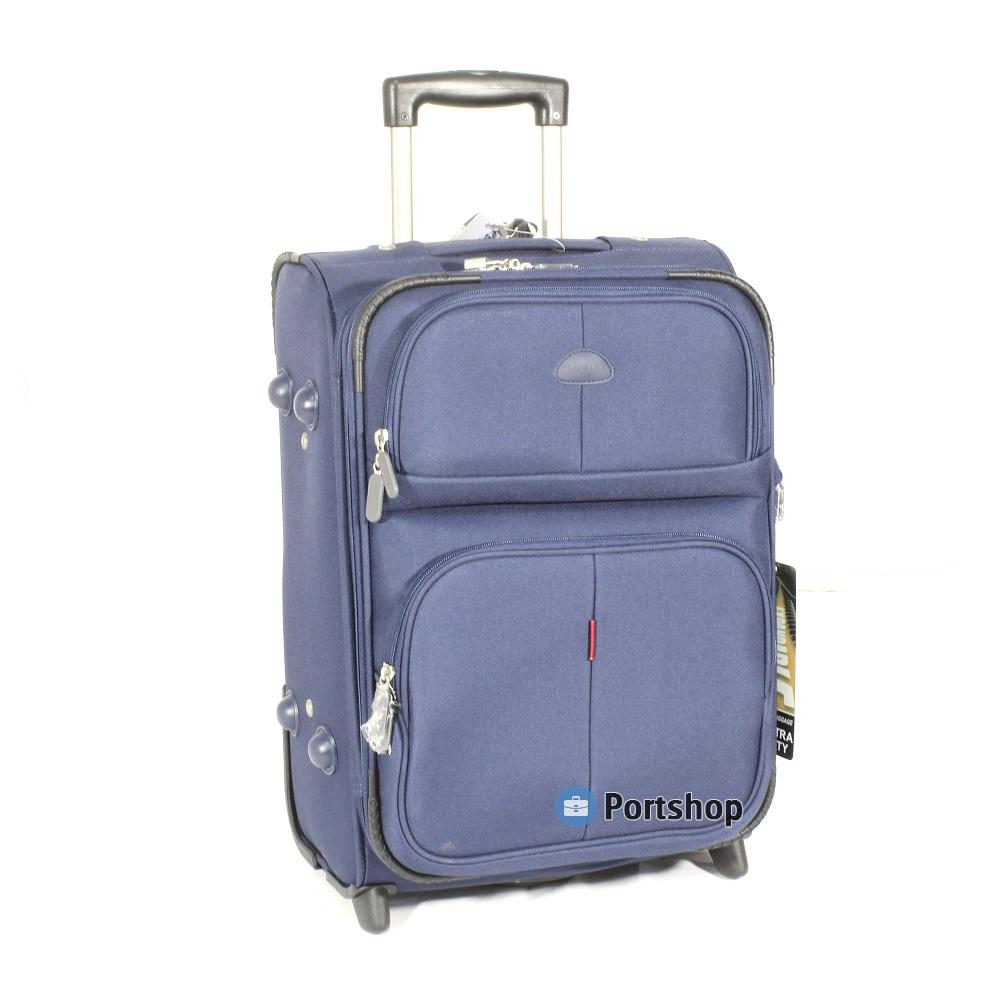 Чемодан малый Travellers Club арт.GM241T-20 blue
