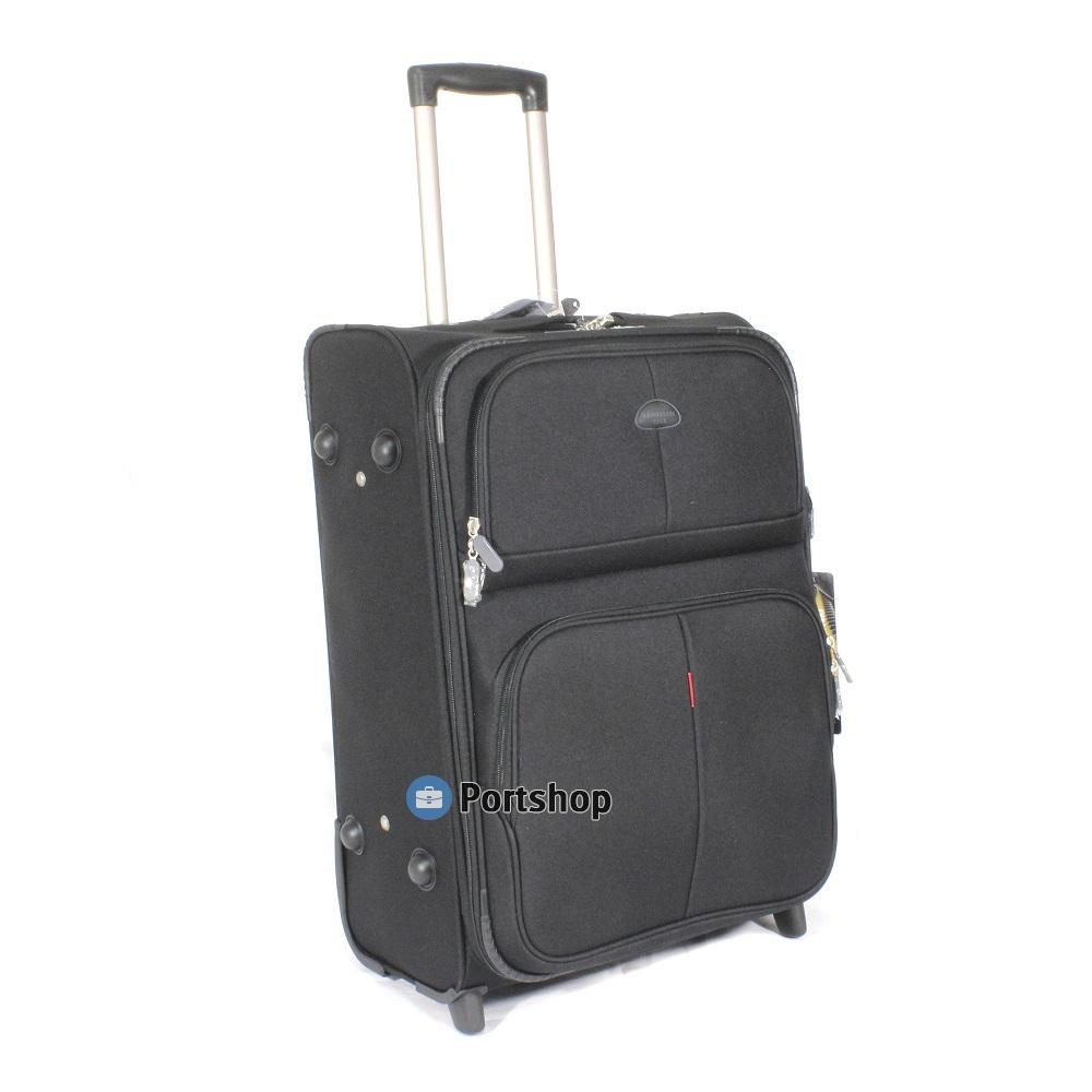 Чемодан средний Travellers Club арт.GM241T-24 black
