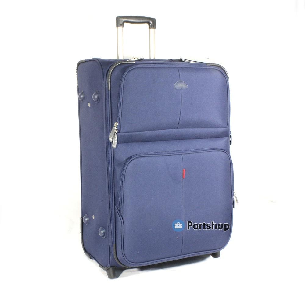 Чемодан большой Travellers Club арт.GM241T-28 blue